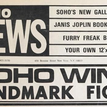 SoHo Weekly News