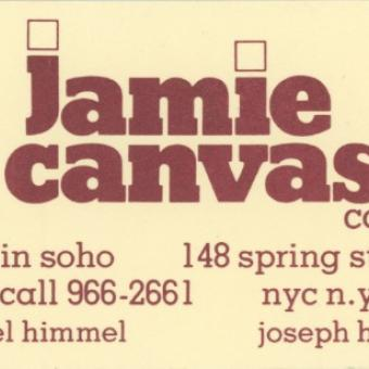 Jamie Canvas