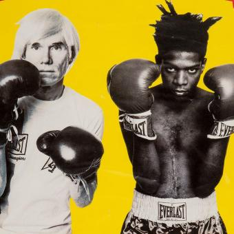 Basquiat vs. Warhol